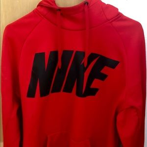 Nike Men's Therma-Fit Hoodie Sweatshirt Large